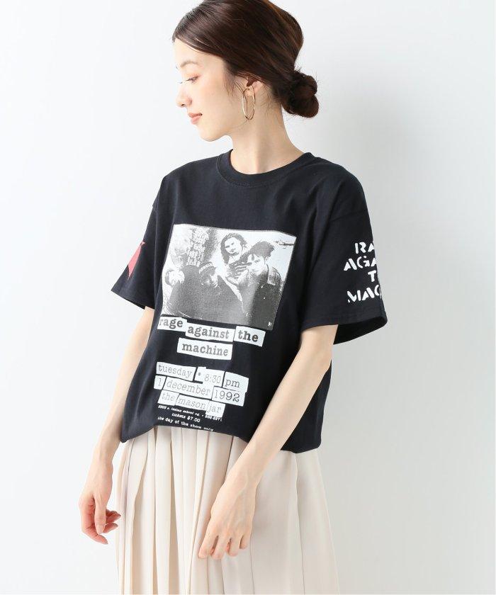 【LABRAT/ラブラット】xInsonniaxRage Against The Machin:Tシャツ