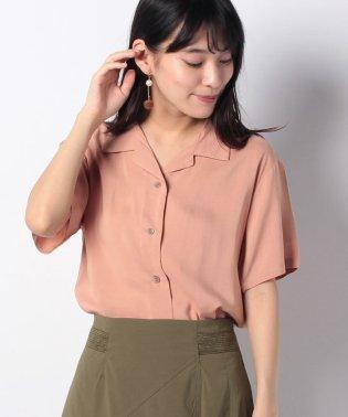 レーヨンオープンシャツ