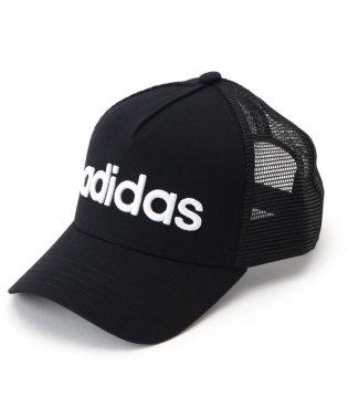 adidas 立体刺しゅうロゴメッシュキャップ