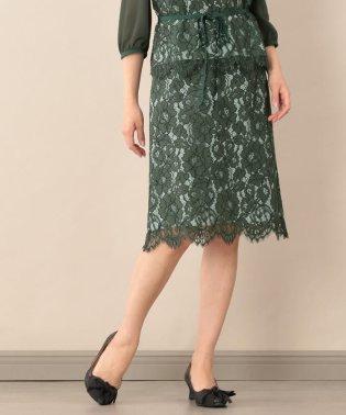 【Sサイズ~】ツートンラッセルレーススカート