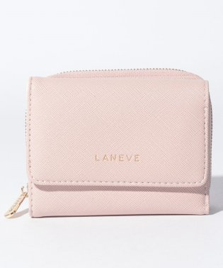 LANEVE 三つ折財布(BOX付)