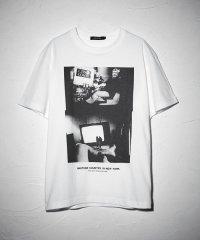 森山大道×LOVELESS グラフィック Tシャツ