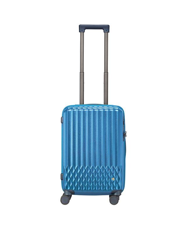 (h.u.n.t/ハント)エース ハント ソロ スーツケース 機内持ち込み Sサイズ 32L ストッパー ダイヤルロック 軽量 ACE HaNT 06551/ユニセックス ブルー系1