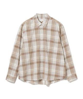 BEAMS / NEW STANDARD ワイド ショート シャツ
