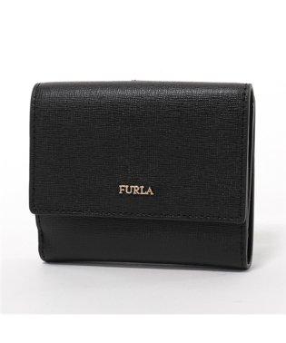 978869 PZ57 B30 BABYLON S レザー 二つ折り財布 ミニ財布 ONYX レディース