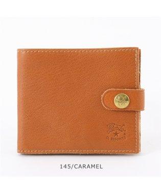 ILBISONTE イルビゾンテ C1007 P VACCHETTA レザー 二つ折り財布 ミニ財布 豆財布 カラー4色 ユニセックス メンズ