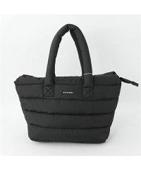 PADDED BAGS 045492 MILLA Olkalaukku 中綿キルティング ナイロン トートバッグ ハンドバッグ 009/ブラック