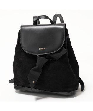 M0527CVBX Duo backpack レザー リュック バックパック 410/Noir レディース