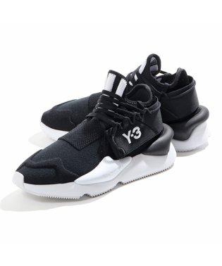 adidas アディダス YOHJI YAMAMOTO KAIWA KNIT F97424 コラボ スニーカー CBLACK/FTWWHT/CBLACK