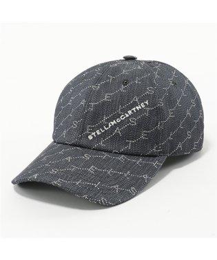 558052 W8461 4061 モノグラム コットン ベースボールキャップ 帽子 ロゴ刺繍 レディース