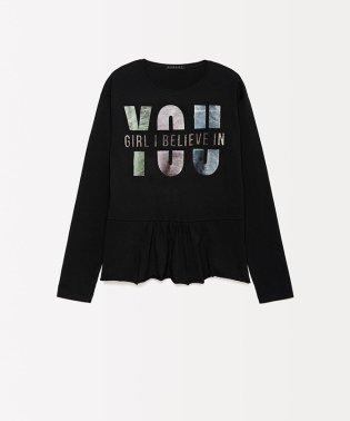 ホログラム切り替えTシャツ・カットソー