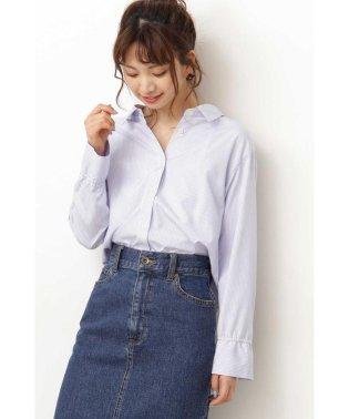 ◆ストライプシャツ