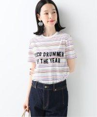 【etre cecile /エトレ セシル】RAINBOW Tシャツ
