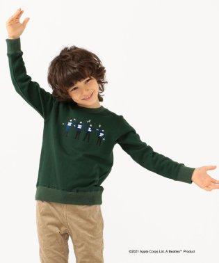 SHIPS KIDS:<パパとおそろい>【THE BEATLES(ザ・ビートルズ)】スウェット(100~130cm)