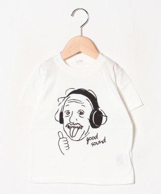 偉人プリントTシャツ
