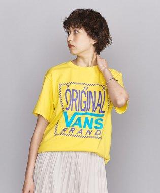 【別注】<VANS(バンズ)>ネオンカラーロゴTシャツ