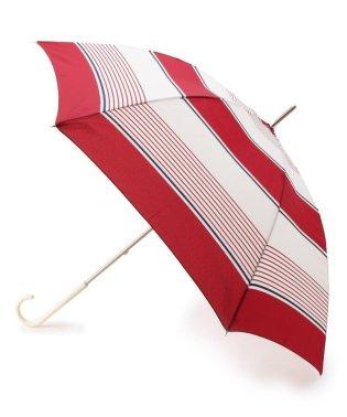 Wpc. クラシックマルチボーダー長傘