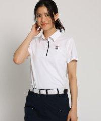 【¥10000(本体)+税】【吸水速乾/UVカット】半袖ポロシャツ レディース