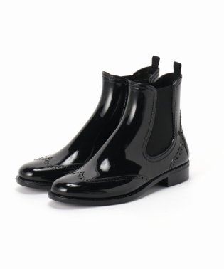 【TRADITIONAL WEATHERWEAR】SIDE GORE WINGTIP レインブーツ