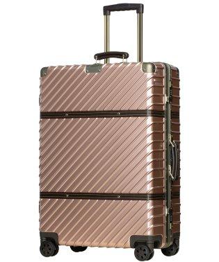【PROEVO】 スーツケース フレームタイプ LL サイズ 静音8輪キャスター 受託手荷物無料 ダイヤル式TSAロック キャリーケース