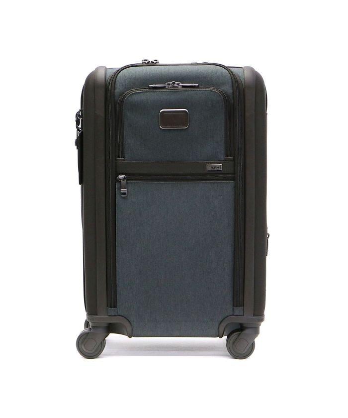 (TUMI/トゥミ)【日本正規品】トゥミ TUMI Alpha3 アルファ3 スーツケース 35L インターナショナル・デュアル・アクセス・4ウィール・キャリーオン 2203560/ユニセックス グレー