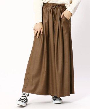 新色ブラウンカラースカーチョ