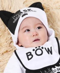 【BABY】イヌフード付きスタイ
