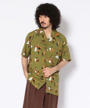 Aloha Blossom/アロハ ブロッサム/KING&QUEEN SHIRTS/アロハシャツ