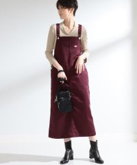 【WEB限定】DANTON / ツイル ジャンパースカート