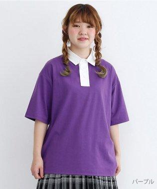 カラーラガーTシャツ