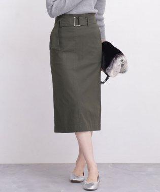 【WEB限定】バックスリットタイトスカート