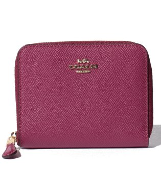 【COACH】Small Zip Around Wallet