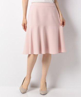 【セットアップ対応商品】【洗える】シルキーストレッチ スカート