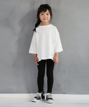 七分袖ビッグTシャツ