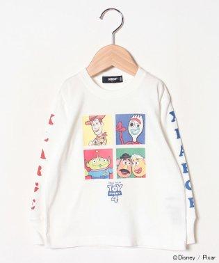 【DISNEY/PIXAR】 TOY STORY/ボックスデザインTシャツ
