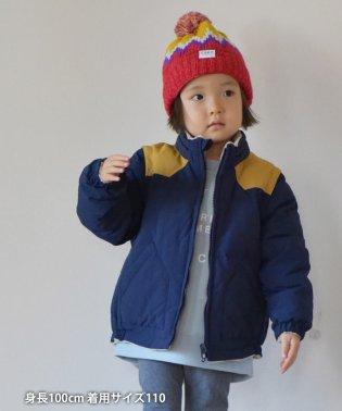 【coen キッズ / ジュニア】8WAY中綿ウエスタンボアジャケット/ブルゾン/コート