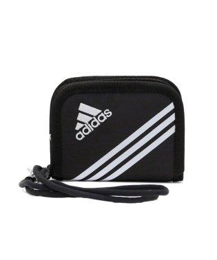 アディダス 財布 adidas 二つ折り財布 小銭入れあり ウォレットコード付き キッズ 子供 47622
