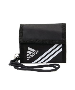アディダス 財布 adidas 三つ折り財布 小銭入れあり ウォレットコード付き キッズ 子供 47623