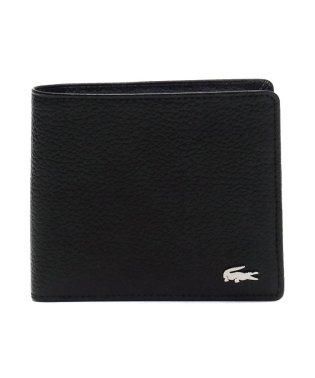 ラコステ 財布 LACOSTE 二つ折り財布 本革 JEAN ジーン NH4302K