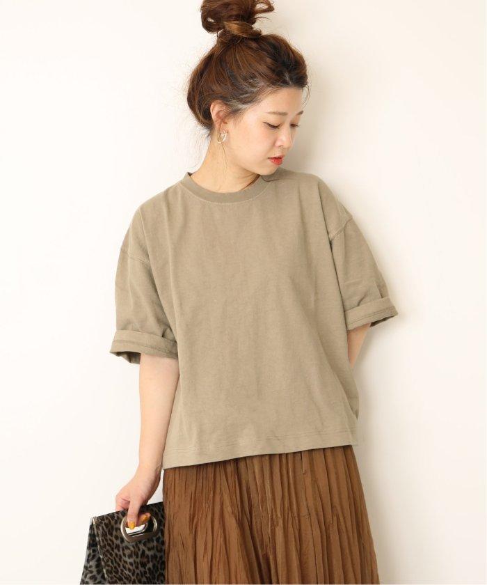 《予約》【CAMBER/キャンバー】MW CrewT short:Tシャツ