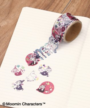 Moomin×Afternoon Tea/ダイカットデコレーションテープ