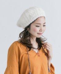 【SonnyLabel】イタリア製ニットベレー帽