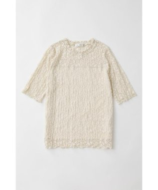 WRINKLE LACE トップス