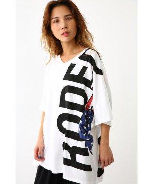 バリエーション リボン ロゴ Tシャツ