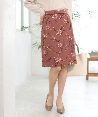 |美人百花 10月号掲載|オータムシックリリータイトスカート