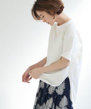 【WEB限定】サイドスリットTシャツ