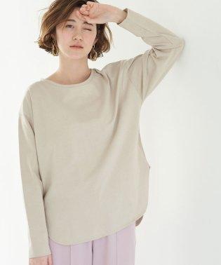 【WEB限定】サイドスリットロングスリーブTシャツ