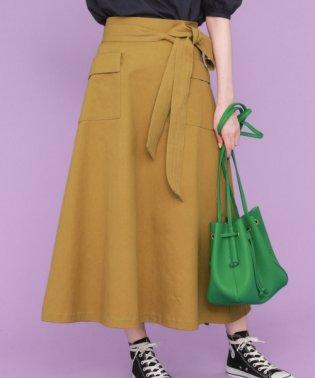 【KBF】2wayデザインスカート