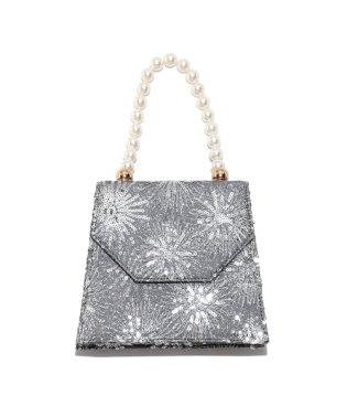 [L.B CANDY STOCK]スパンコール刺繍バッグ