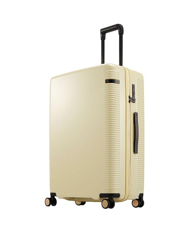 (ace. TOKYO/トーキョーレーベル)エース ウォッシュボードZ スーツケース 軽量 ストッパー ダイヤルロック 受託手荷物規定内 91L Lサイズ ace. TOKYO 04067/ユニセックス イエロー